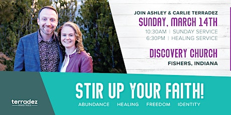 Ashley & Carlie Terradez at Discovery Church tickets