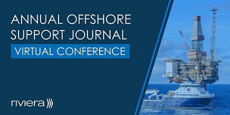 Annual Offshore Support Journal Conference tickets