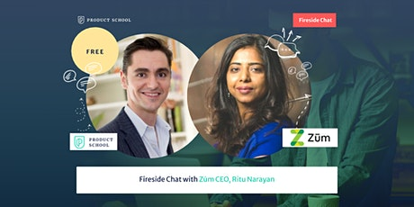 Fireside Chat with Zūm CEO, Ritu Narayan tickets