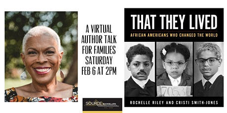 That They Lived Author Talk with Rochelle Riley tickets