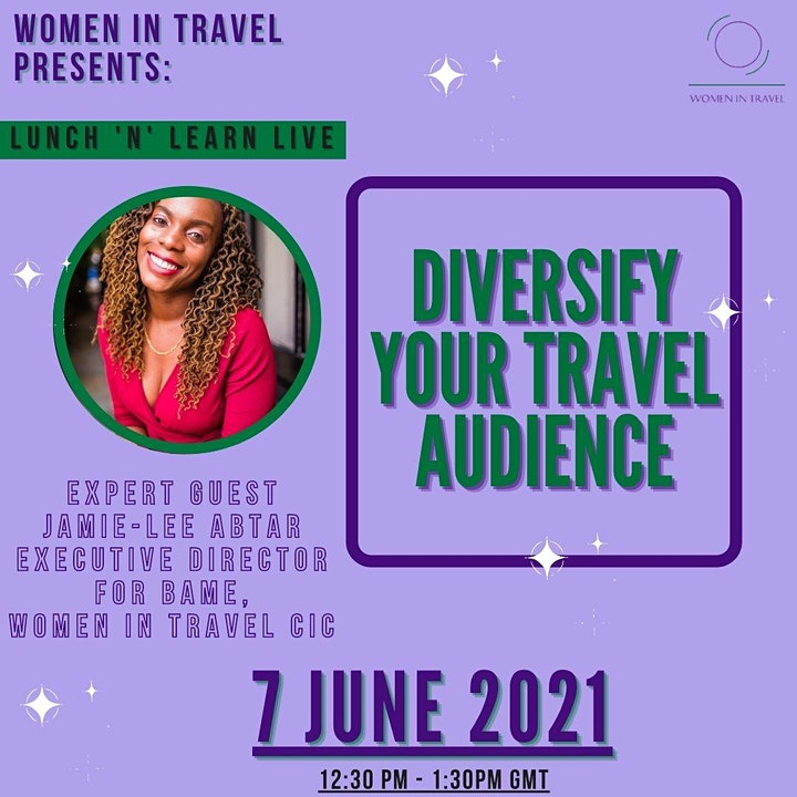 DIVERSIFY YOUR TRAVEL AUDIENCE image