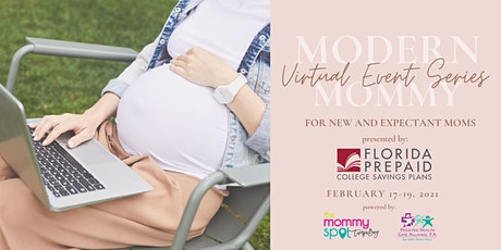Modern Mommy Tampa Bay- Virtual Baby Expo presented by Florida Prepaid tickets