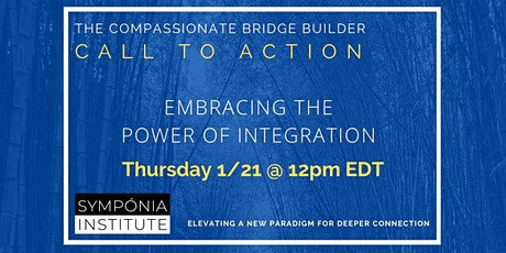 Embracing the Power of Integration tickets