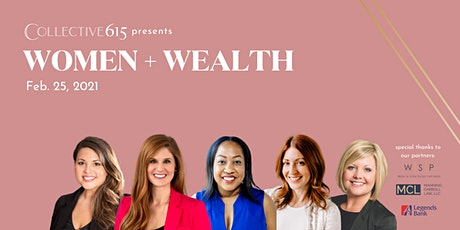 Women + Wealth Event tickets