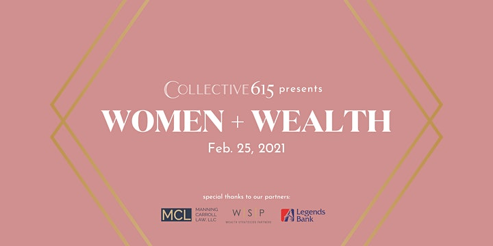 Women + Wealth Event image