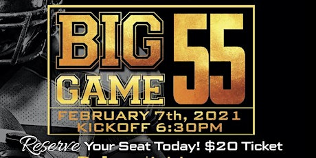 Super Bowl 2021! Come Watch The Big Game at Pub52! tickets
