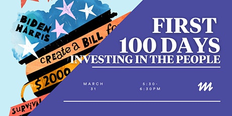 First 100 Days: Investing in the People tickets