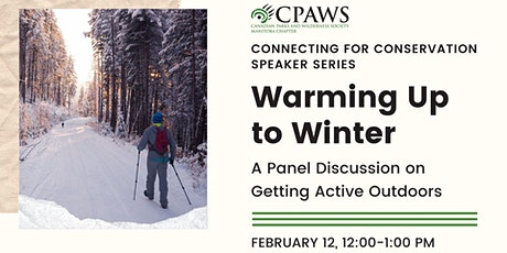 Connecting for Conservation: Warming Up to Winter tickets