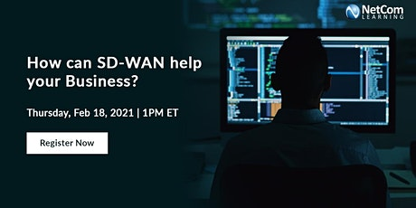 Webinar - How can SD-WAN help your Business? tickets