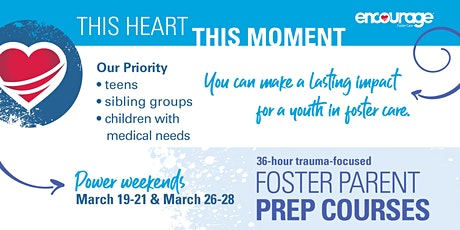 March Foster Parent Prep Courses tickets