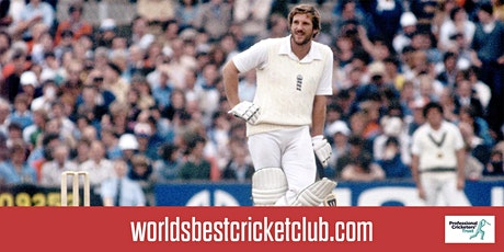 World's Best Cricket Club | An evening with Ian Botham tickets