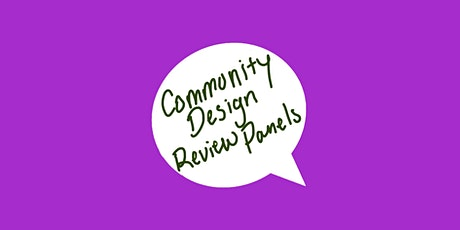 Glass-House Chats: Community design review panels - how could they work? tickets