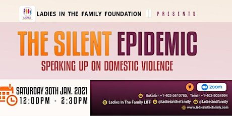 Speaking up on Domestic Violence  through the lens of Culture & Faith tickets