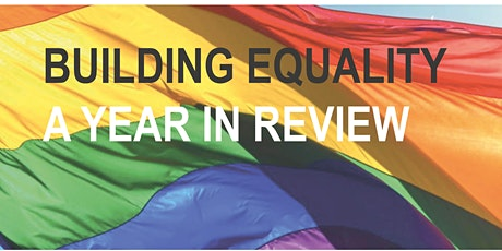Building Equality - A Year in Review tickets