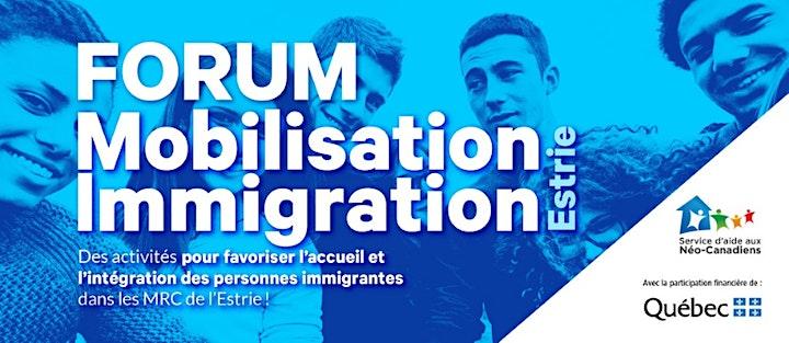 Image de Forum Mobilisation Immigration Estrie / MRC des Sources