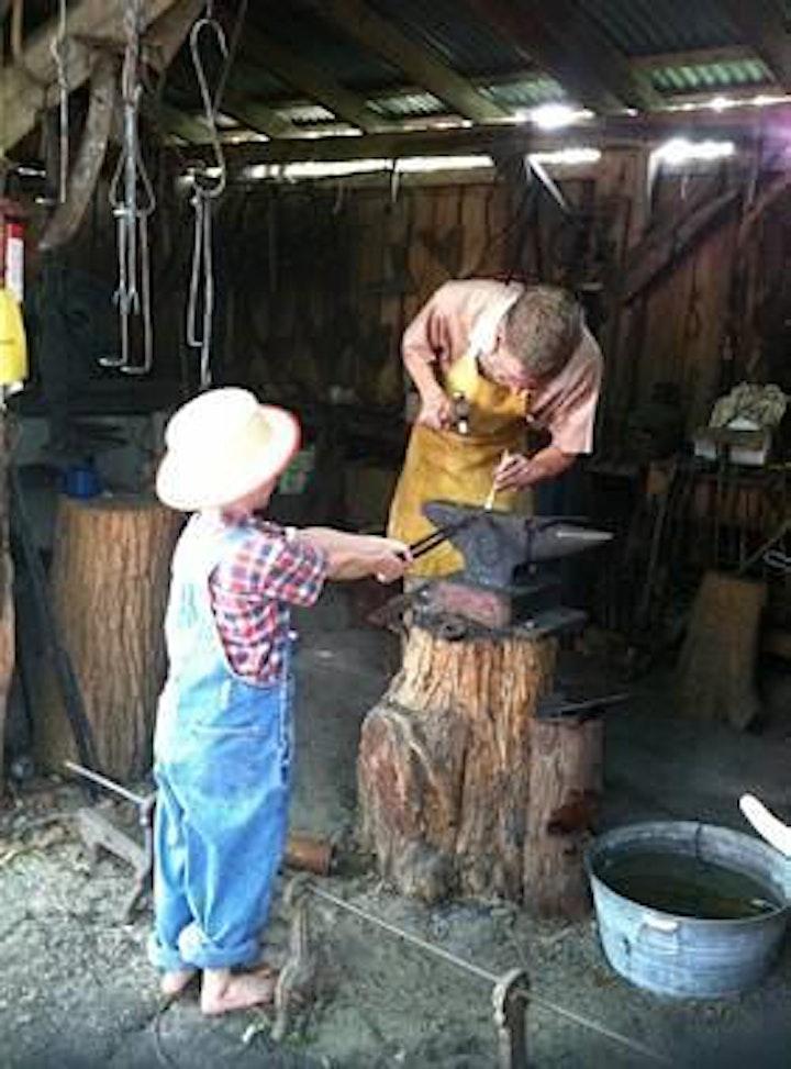 WayBack Workshops -  HandsOn Heritage Spring Break Camp image