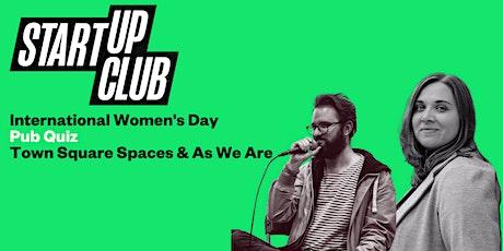International Women's Day: Pub Quiz tickets