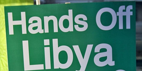 10 Years on From the War on Libya - Why Labour Must Be Anti-War tickets