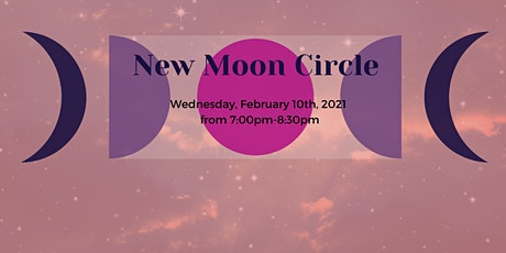 New Moon Circle with Celestial Flow tickets