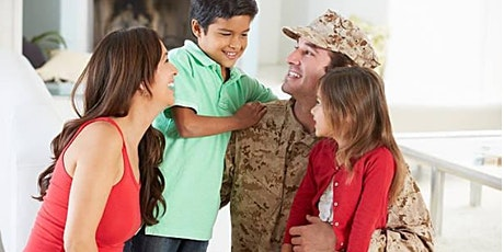 Military Families Guide to School Transitions - Lunch & Learn Workshop tickets