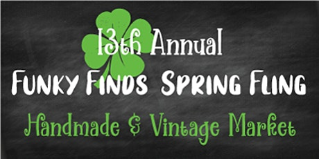13th Annual Funky Finds Spring Fling tickets