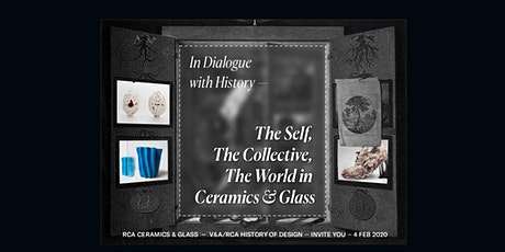 In Dialogue with History: The Self, The Collective and The World billets