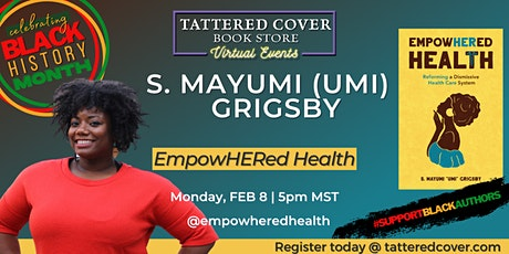Live Stream with S. Mayumi Grigsby tickets