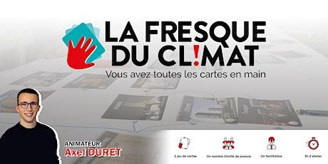 Fresque du climat avec la Humeco Team billets