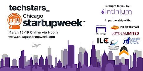 Chicago Startup Week tickets