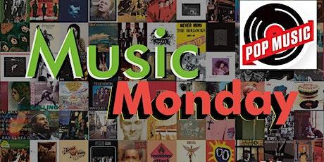 Music Monday: Easy, fun online ALL MUSIC quiz | Big Smart Quiz tickets