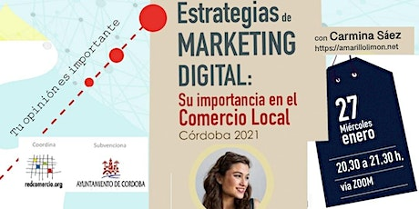 Estrategias de Marketing Digital: su importancia en el Comercio Local boletos