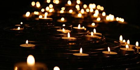 Candle Light Vigil for Iraqi Martyrs | وقفة تضامنية مع شهداء ساحة الطيران tickets