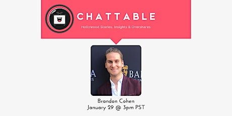 Chattable With Brandon Cohen tickets