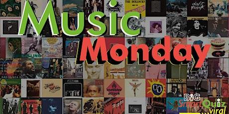 Music Monday with Big Smart Quiz: Pop, Rock, Soul, Metal | SpeedQuizzing tickets