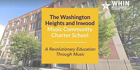 WHIN Music Community Charter School Open House tickets