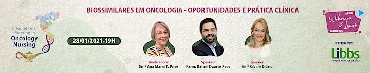 Imagem do evento Biossimilares em oncologia – Oportunidades e prática clínica