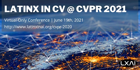 LXAI Research @ CVPR 2021 tickets