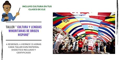 Cultura: lenguas minoritarias y variantes del castellano entradas