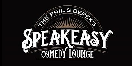Speakeasy Comedy Lounge 1/29 & 1/30 tickets