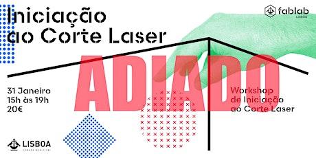Iniciação ao Corte Laser tickets