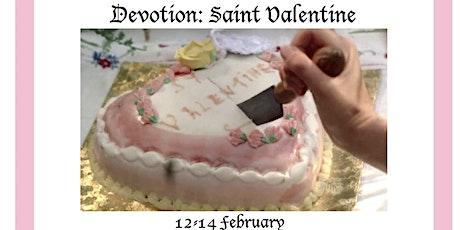 DEVOTION SAINT VALENTINE WEEKEND WORKSHOP tickets