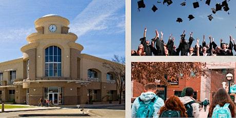 CalTAP/Shasta College: Maximizing Education Benefits tickets