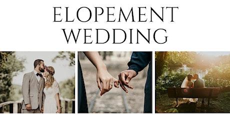 Elopement Wedding biglietti