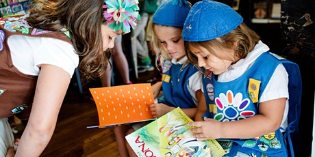 Puppets & Pajamas Party: A Storytime Adventure With Girl Scouts! tickets