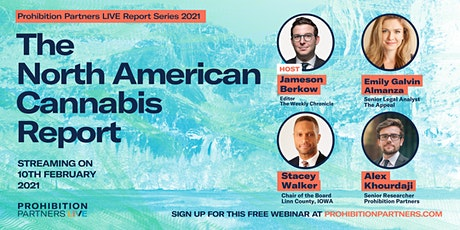 The North American Cannabis Report | Live Launch tickets