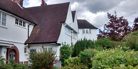 Virtual Tour - Hampstead Garden Suburb: Arts Crafts and Idealism tickets