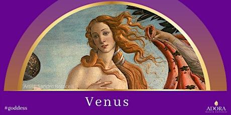 Virtual Divine Feminine Circle: Goddess Venus tickets