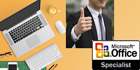 Microsoft Office Specialist (MOS) Excel 2019 Core Test Prep (8 weeks) tickets