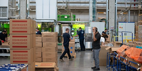 Warehouse & Logistics Statewide Virtual Hiring Event! tickets