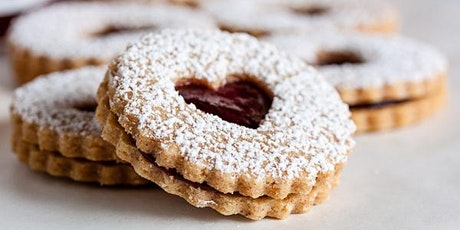 Linzer Cookie Class at Soule' Studio tickets